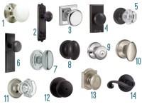 Decorating  Types Of Door Knobs - Inspiring Photos ...