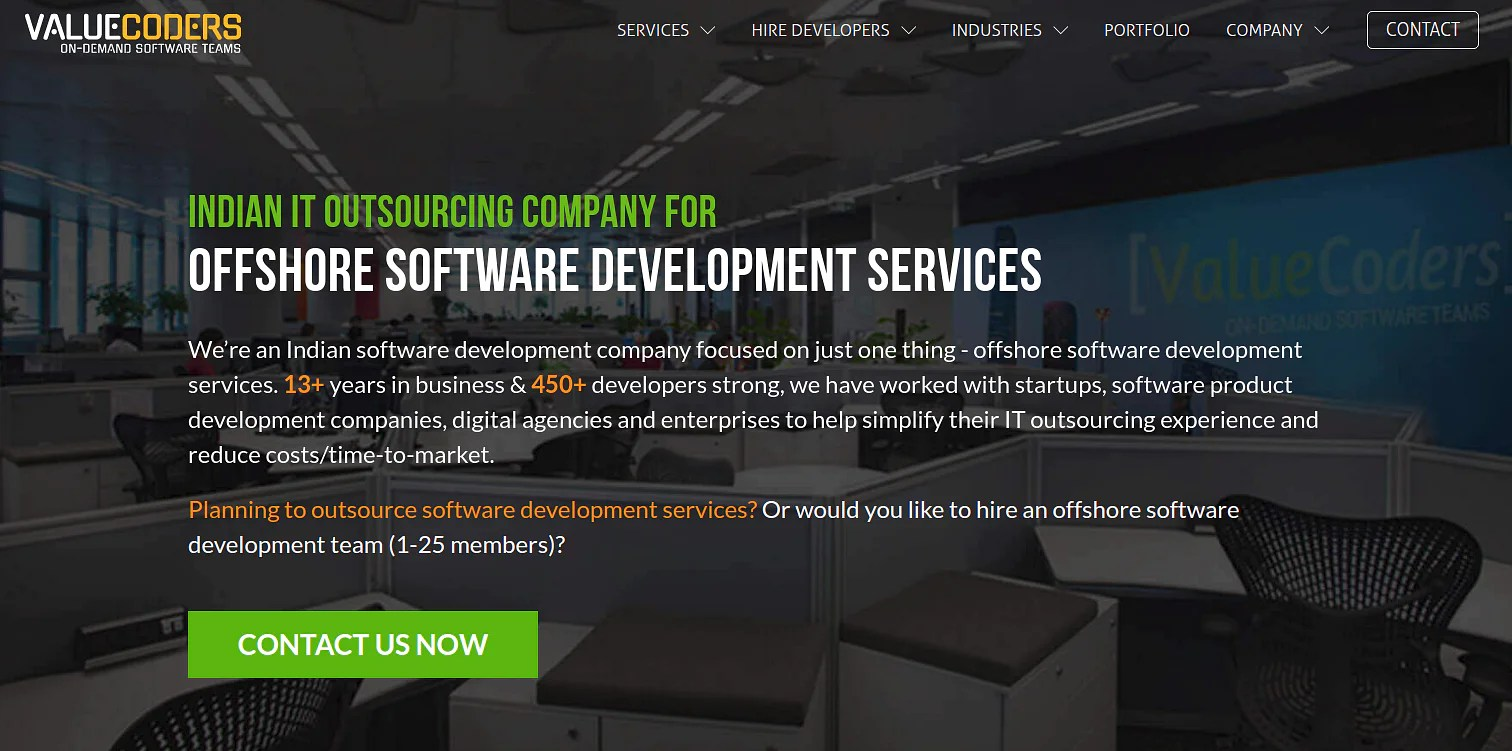 Software Developer Companies In Top It Outsourcing Companies And Software Development Firms In