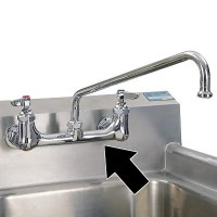 commercial sink faucets