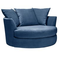 Round Swivel Cuddle Chair | Chairs Model