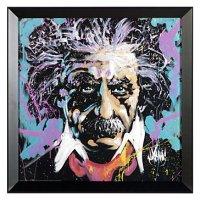 Albert Einstein by David Garibaldi | Celebrities | Art ...