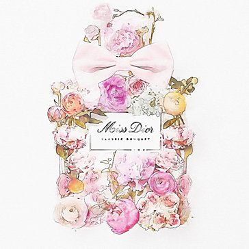 Seasonal Wallpaper For Iphone Perfume Bottle Floral Blush Color Guide Trends Z