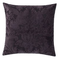 "Reva Pillow 22"" - Aubergine   Pillows   Bedding and ..."