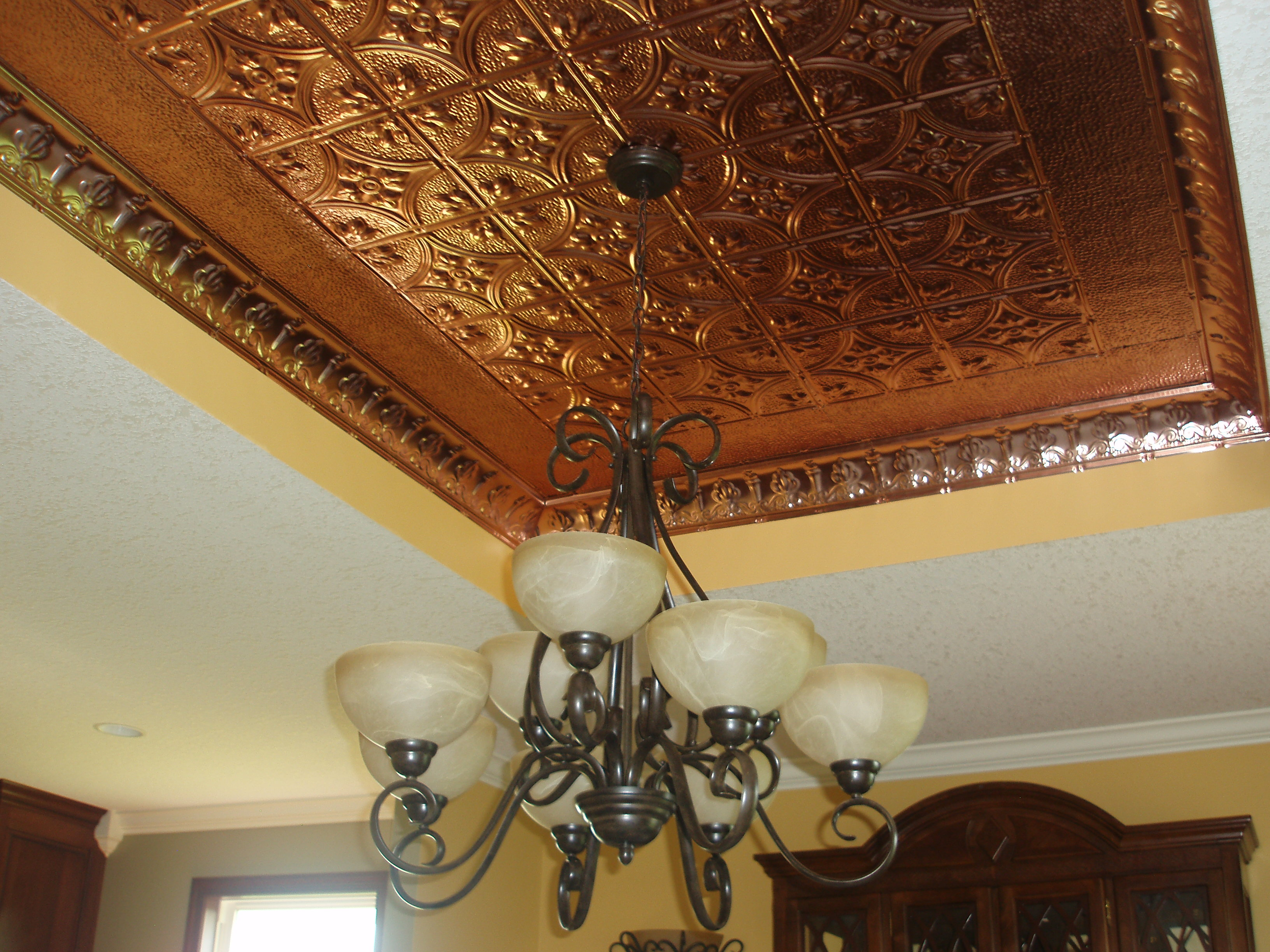 Victorian Ceilings Ideas Tin Ceilings Can Add That Certain Atmosphere To