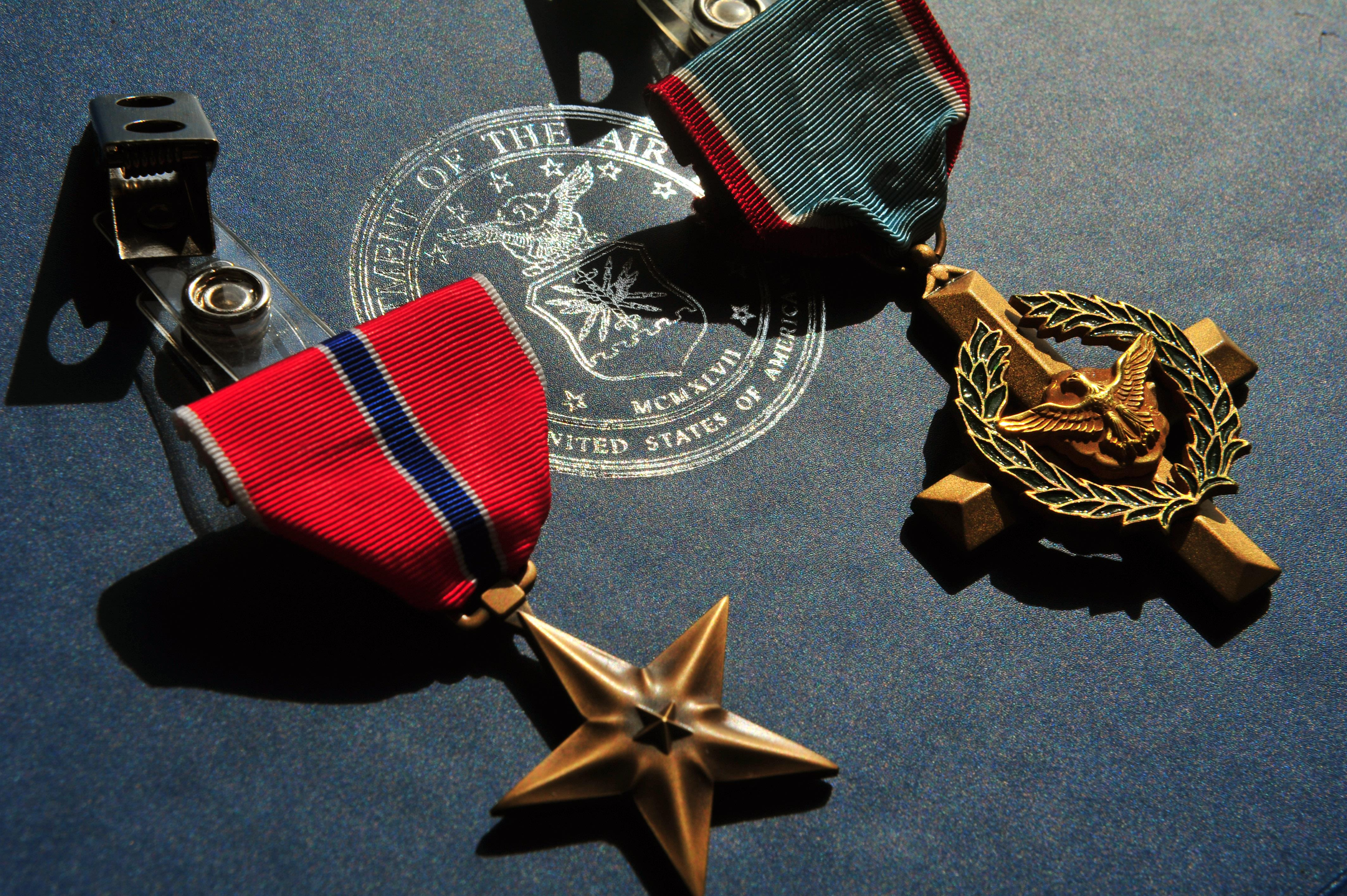 Wearing Of Military Awards With Civilian Clothes