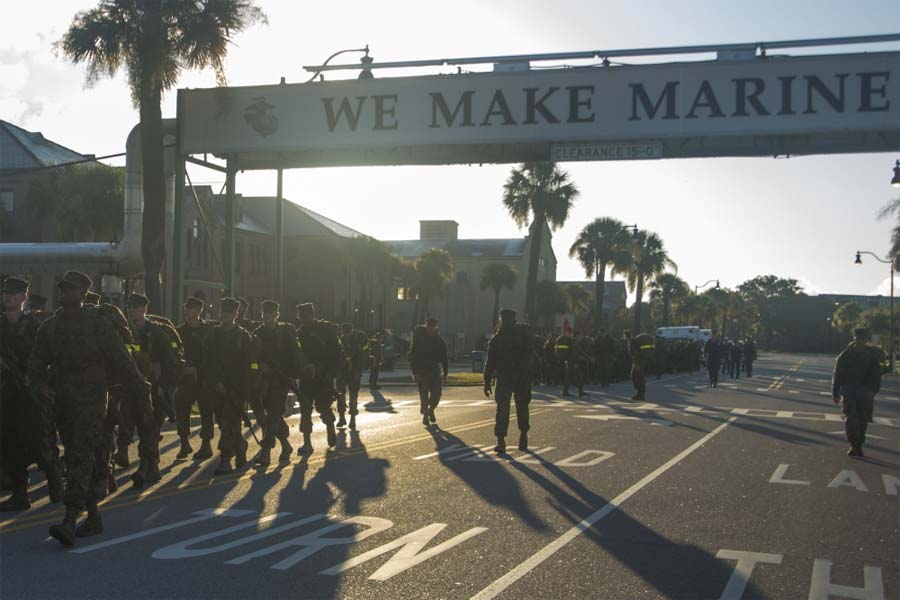 military service resumes