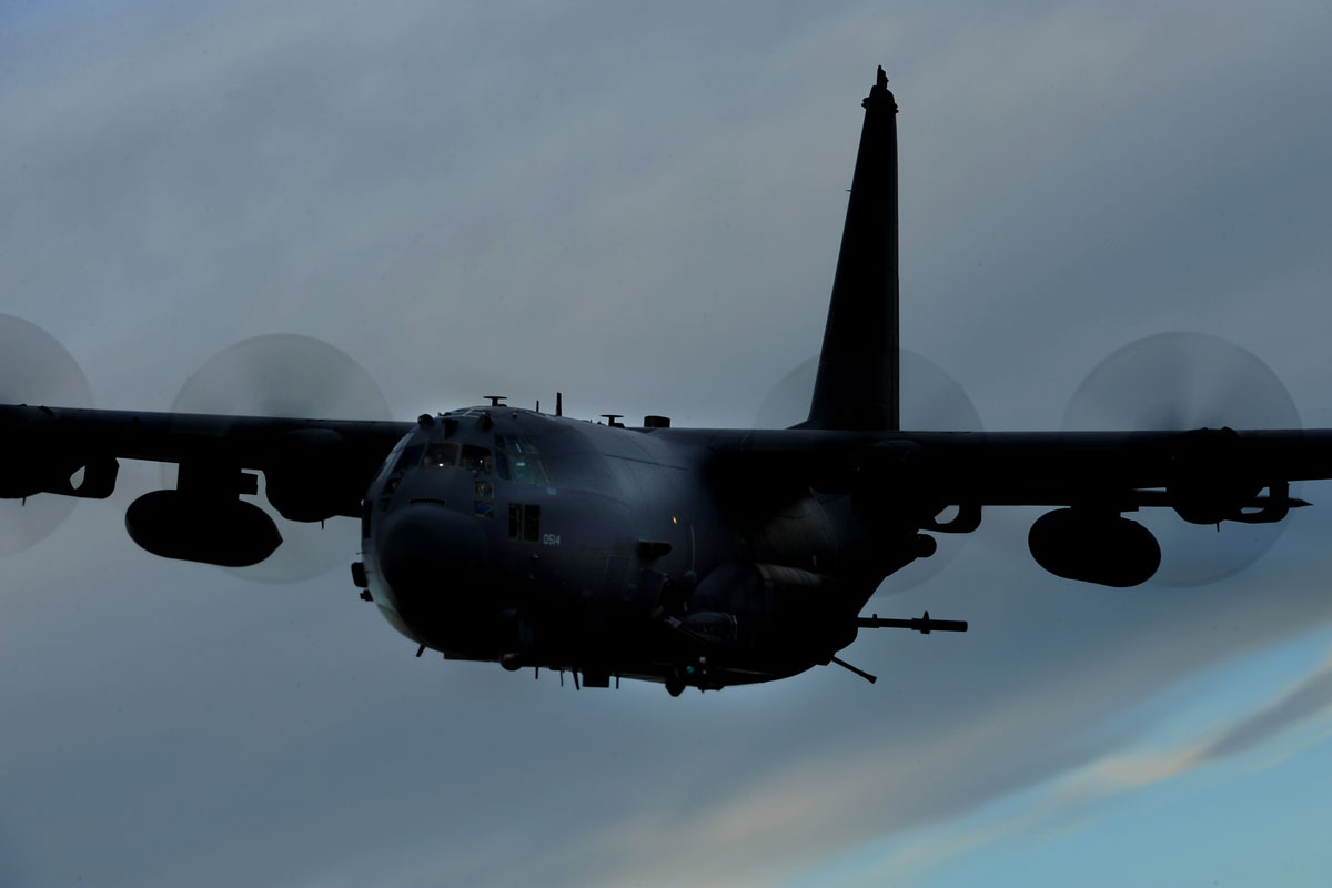 Modern Warfare Wallpaper Hd Ac 130h U Gunship Military Com