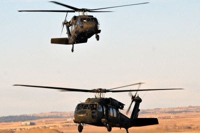 UH-60A/L Black Hawk Helicopter | Military.com
