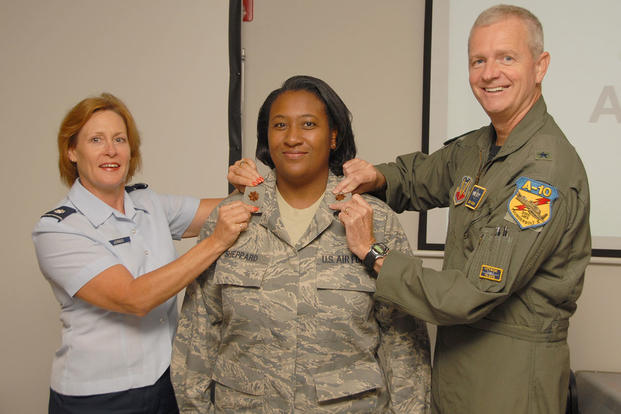 Air Force Names 1447 For Promotion To Major Lt Colonel