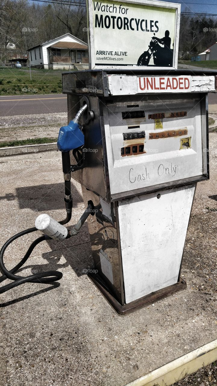 Gas Road Trip Foap Old Timey Gas Pump Road Trip Across The Country Small