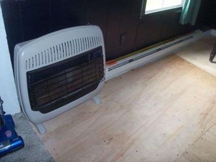 Cedar Ridge 30k Btu Blue Flame Space Heater Botetourt Co For Sale In Roanoke Virginia