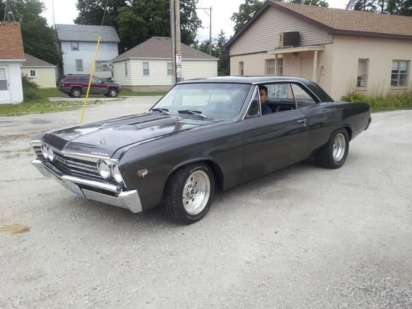 1967 67 CHEVELLE MALIBU 454 BB SS CLONE for Sale in Chesney Shores
