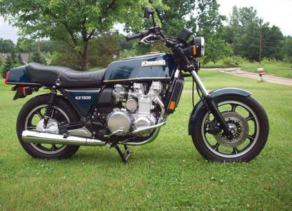 1980 Kawasaki KZ 1300 kz 1300 for Sale in Chula Vista, California
