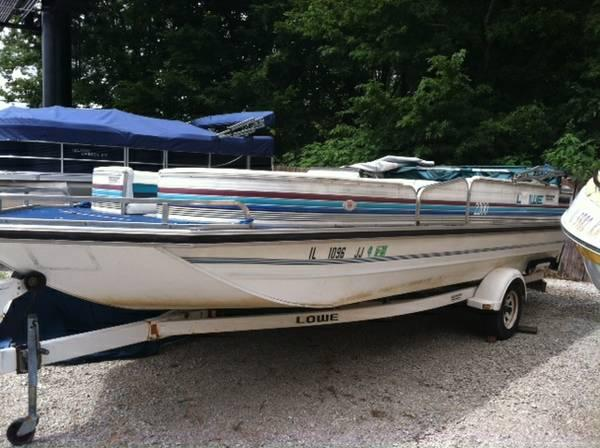 lowe deck boat Boats, Yachts and Parts for sale in the USA - new and