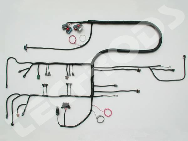 Lt1 Wire Harness Diagram Electronic Schematics collections