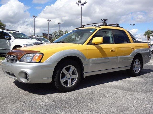 2003 Subaru Baja for Sale in Jacksonville, Florida Classified