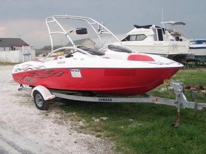 2004 Yamaha Ar 210 Wakeboard Ski Boat For Sale In Atlanta