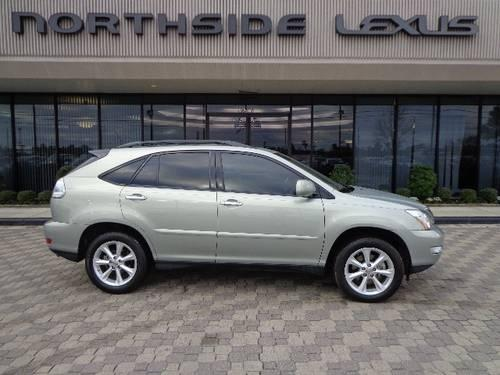 Large Mirrors Houston 2009 Lexus Rx 350 Suv Fwd For Sale In Houston Texas