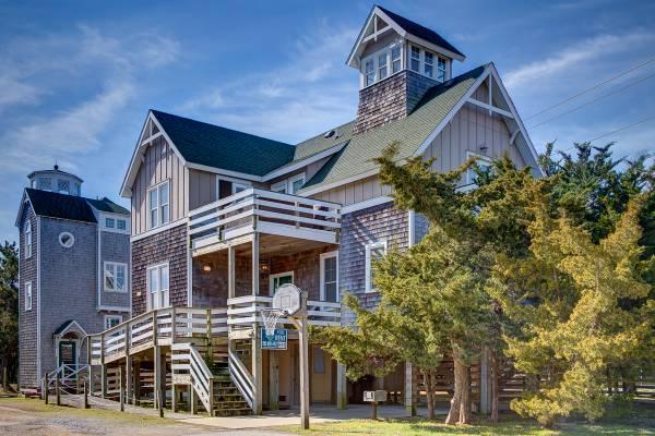 avon nc beach house rentals