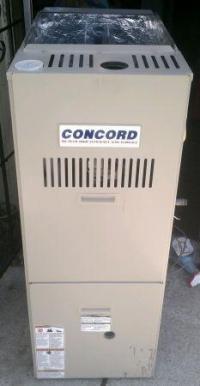 Concord 90+ Furnace - (Flint, MI) for Sale in Flint ...