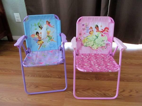 Disney Princess Folding Chairs For Sale In Prescott