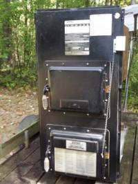 Duomatic Olsen Oil Fired Furnance Model CWO-B140 for Sale ...