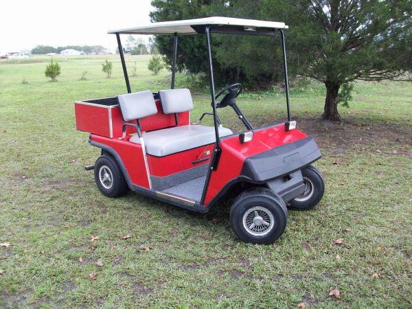 Golf Cart 1991 EZ-GO Electric - (Hastings) for Sale in Jacksonville