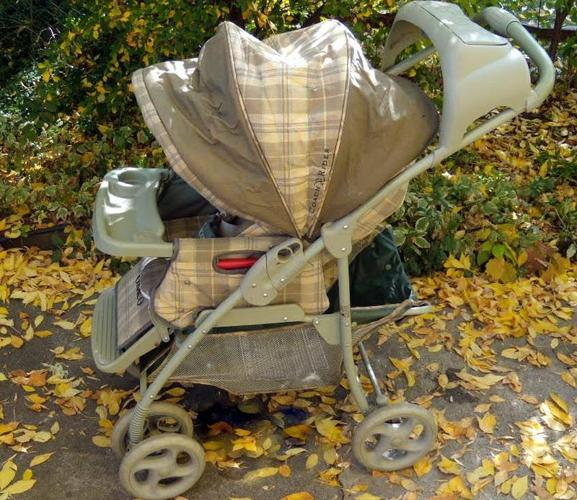 Twin Stroller Infant Graco Coach Rider Stroller Wheat Ridge For Sale In