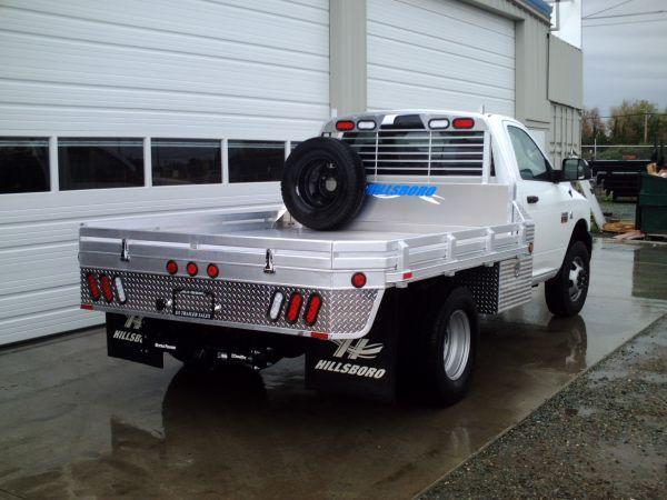 Hillsboro Aluminum Flatbeds For Sale In Galt California