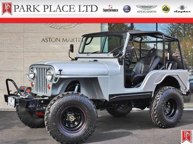 Jeep CJ5 Custom-Build for Sale in Bellevue, Washington Classified