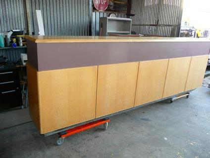 salon reception desk Classifieds - Buy  Sell salon reception desk