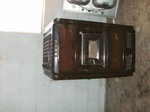 Siegler Oil Stove With Blower Madison County For Sale