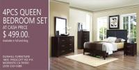 SPECIAL BUYS:4PCS QUEEN BEDROOM SET AT CASH PRICE AT for ...