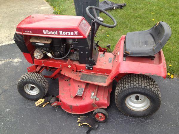 bolens 15 5 hp manual 38 cut lawn tractor Classifieds - Buy  Sell