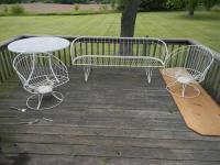 Vintage 1960's Homecrest Patio Furniture for Sale in ...