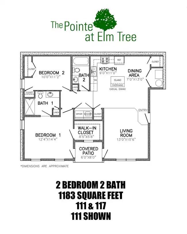 The Pointe at Elm Tree Apartments - Mount Joy, PA Apartments