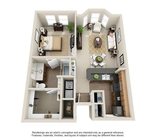 Rosemont At Olmos Park Rentals   San Antonio, TX Apartments   1 Bedroom  Apartments In