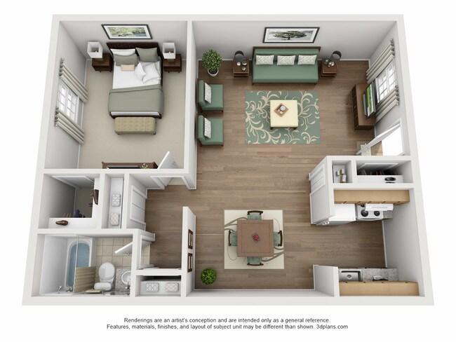 Aspen Run Apartments Rentals   Tallahassee, FL Apartments   One Bedroom  Apartments Tallahassee