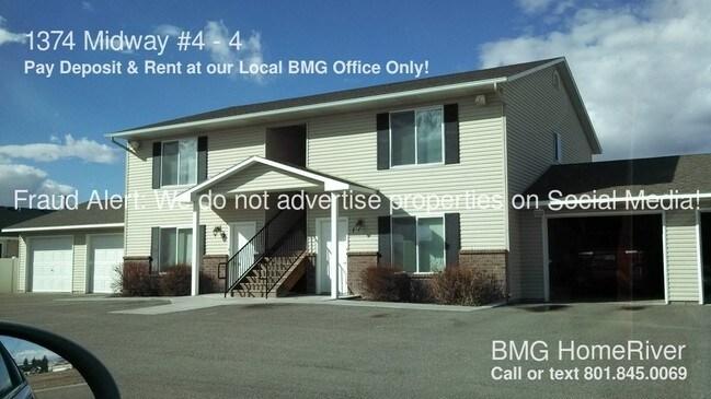 1374 Midway Ave Unit 4, Ammon, ID 83406 Rentals - Ammon, ID
