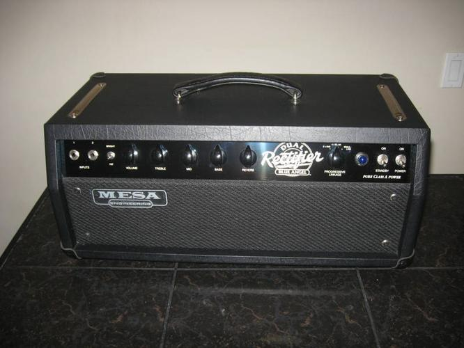 Mesa Boogie Lonestar Classic Mesa Boogie Blue Angel Head For Sale In Port Moody