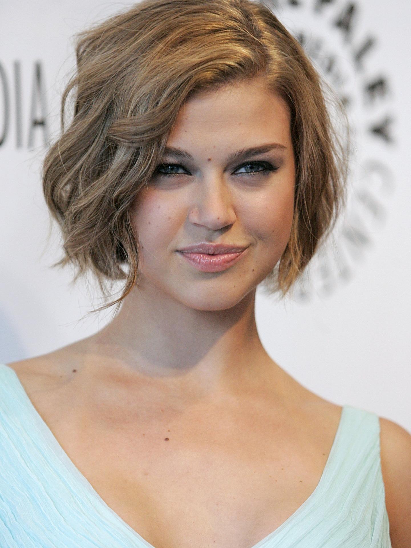 Adrianne Palicki Short Hair