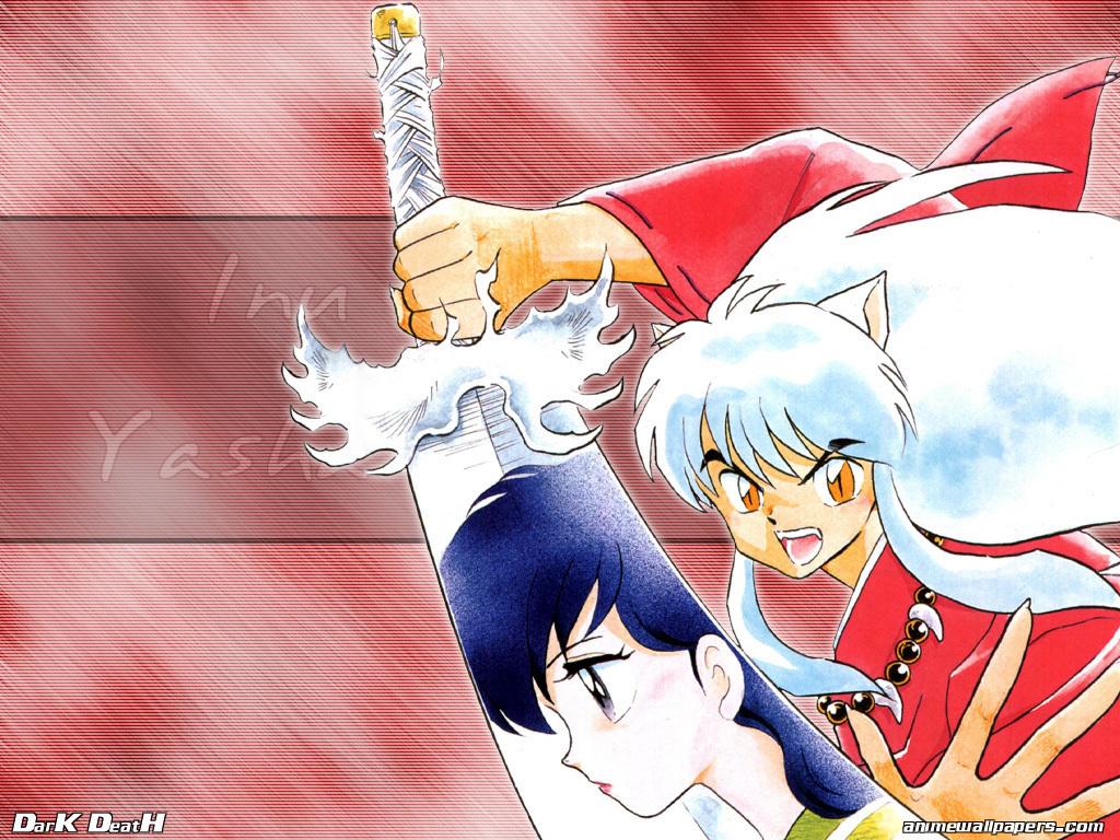 Anime Wallpaper Com Inuyasha Images Inuyasha Amp Kagome Hd Wallpaper And