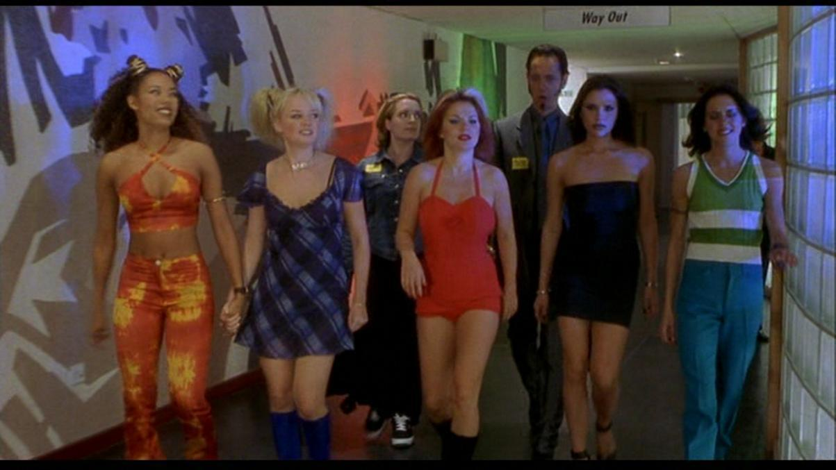 Girl With Cap Wallpaper Spice World Images Spice World Screencaps Hd Wallpaper And