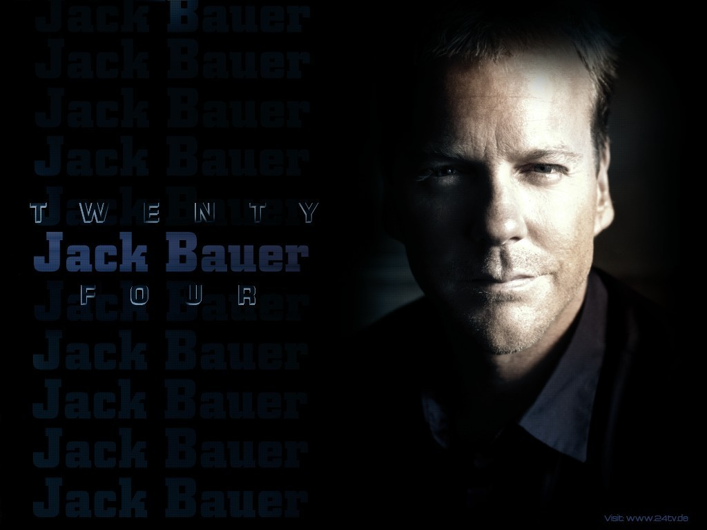 24*24 Jack Bauer 24 24 Wallpaper 1617708 Fanpop