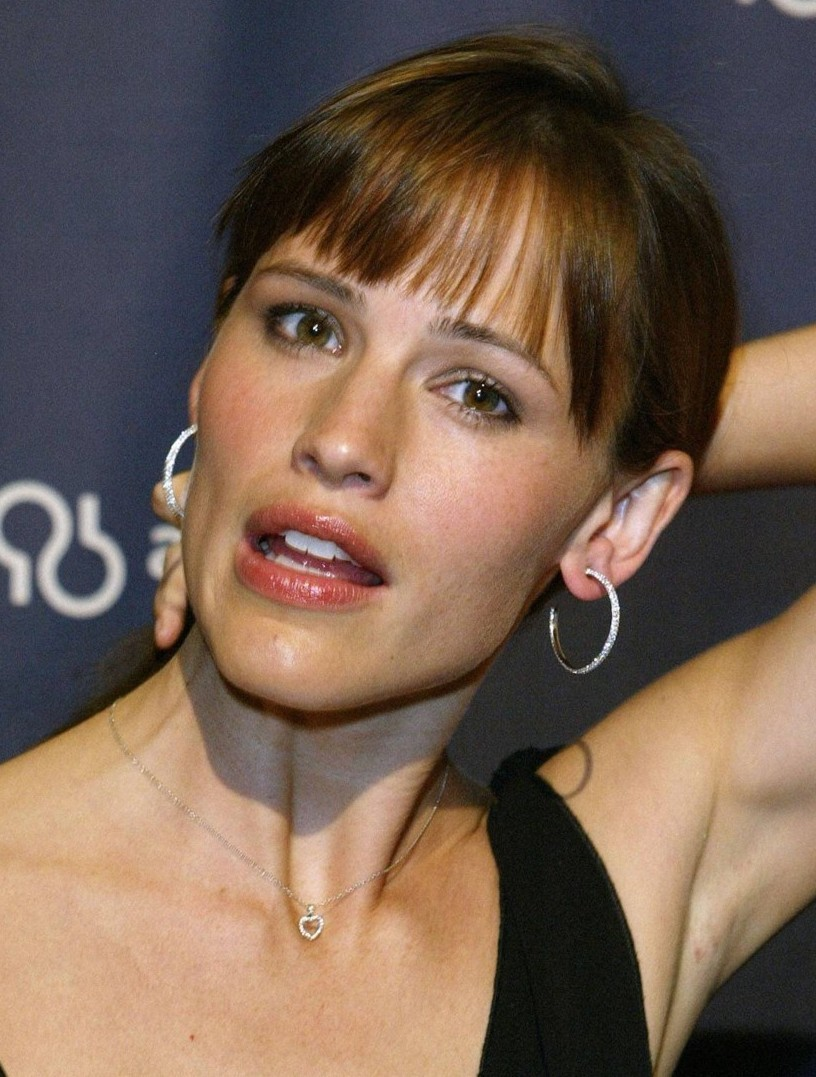 Girl And Boy Kiss Wallpaper Download Jennifer Garner Images Hoop Earrings Hd Wallpaper And