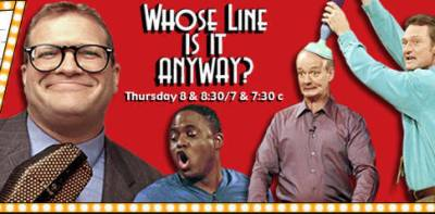 Whose Line is it Anyway images whose line wallpaper and background photos (2010543)