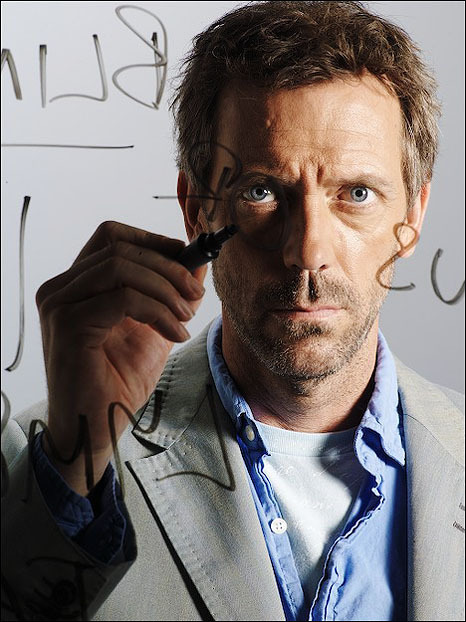 House Dr Gregory House Photo 2245497 Fanpop
