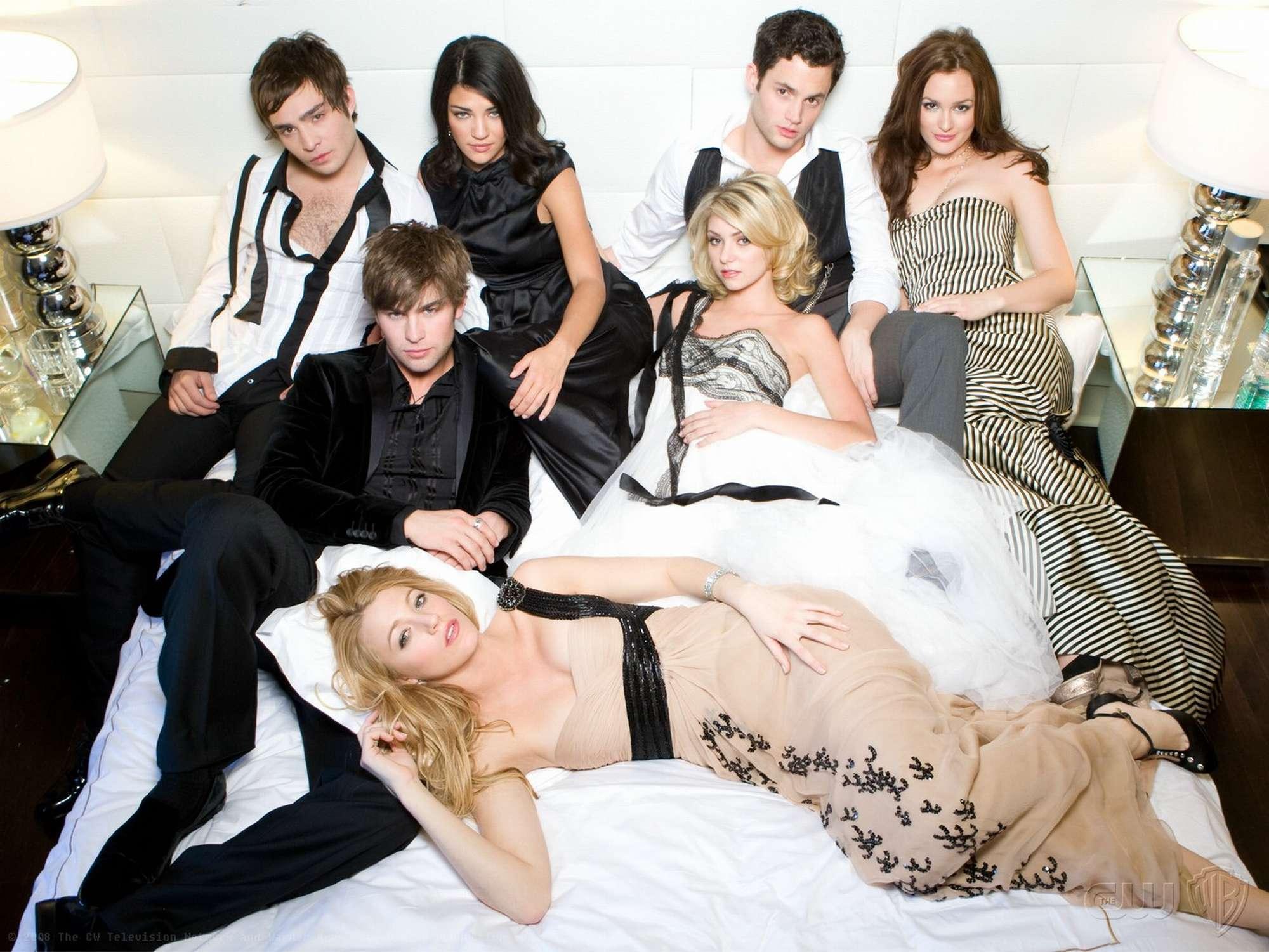 gossip girl cast season 2 episode 1