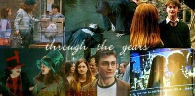 Harry Potter images Through the Years wallpaper and background photos (2477662)