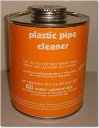 Pvc Primer from Marsh Laboratories. Manufacturer of ...